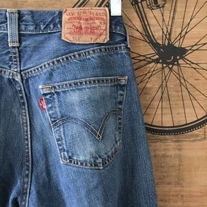 Vintage 501 Levi's Button Fly